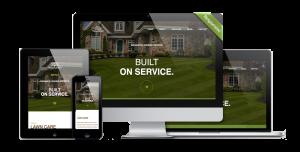 Emerald Works - Web Design